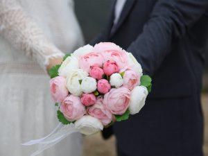Blommor från Fränsta Blomsterhandel.