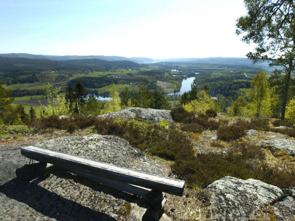 Utsikt från Gösundaberget.