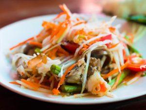 Lagon Thai är en asiatisk restaurang i Ånge.