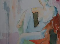 Ann Badman konst.