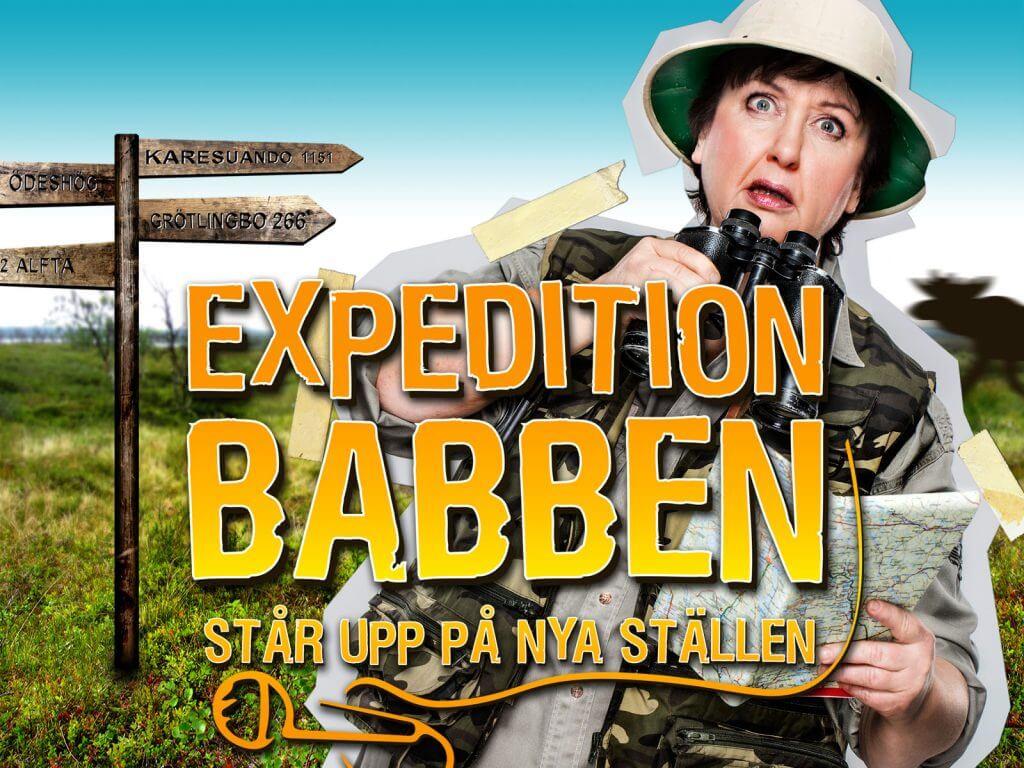 Se Expedition Babben i Ljungaverk Folkets Hus.