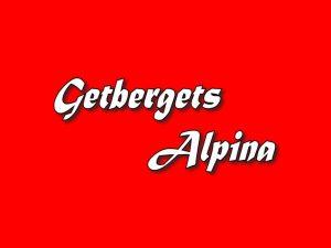 Getbergets Alpina IF är en klubb vid Sveriges Mittpunkt som sköter om skidanläggningen Getberget mellan Fränsta och Ljungaverk.