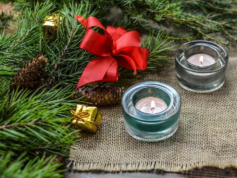 Julmarknad i Kölsillre lördag den 2 december kl. 10:00 till 14:00.