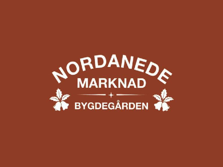 Julmarknad vid Nordanede Bygdegård lördag den 18 november klockan 11:00 till 15:00.
