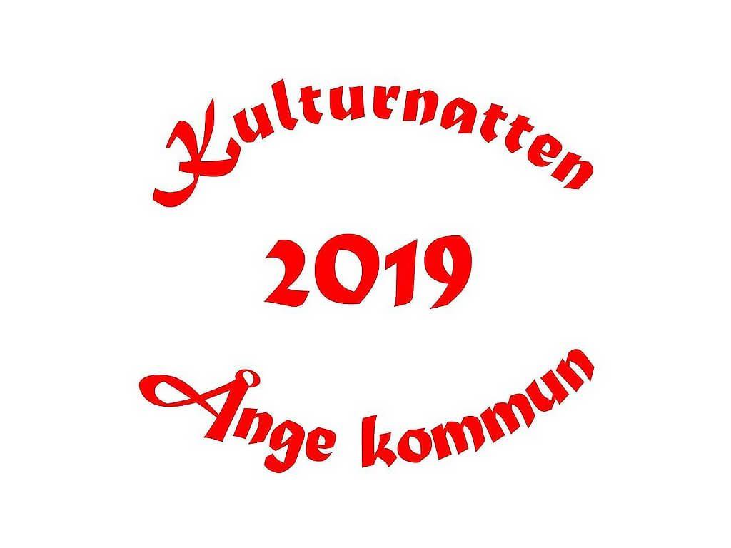 Kulturnatten I Ange Logo