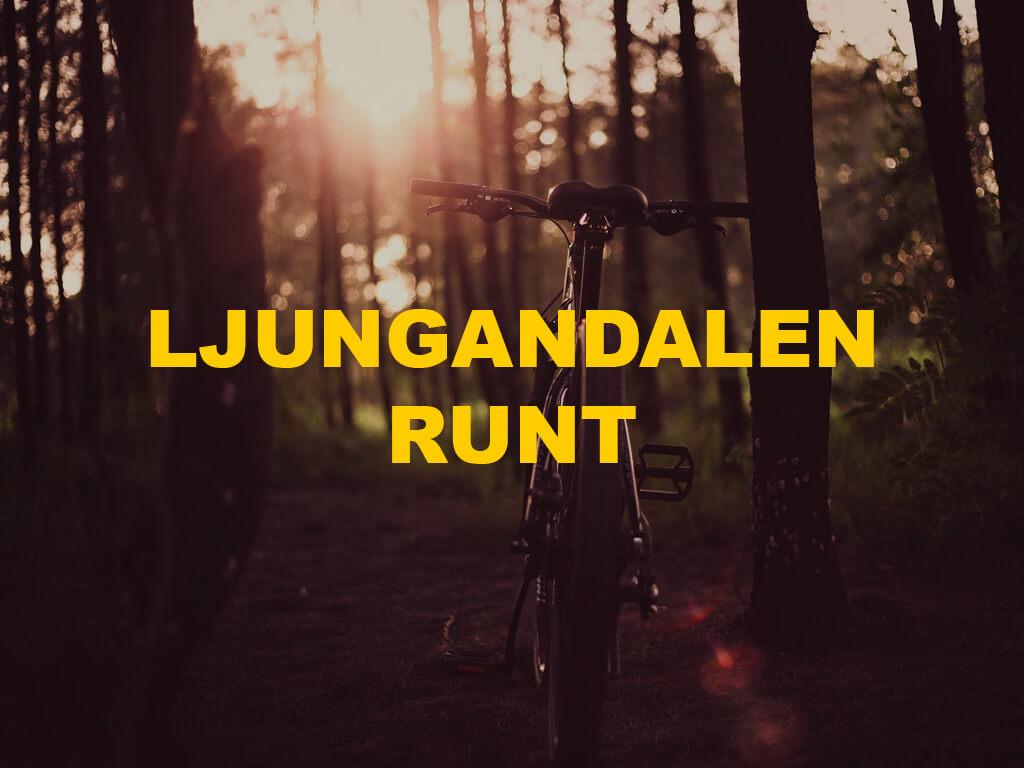 Cykla den vackra Ljungandalen runt den 16 september.