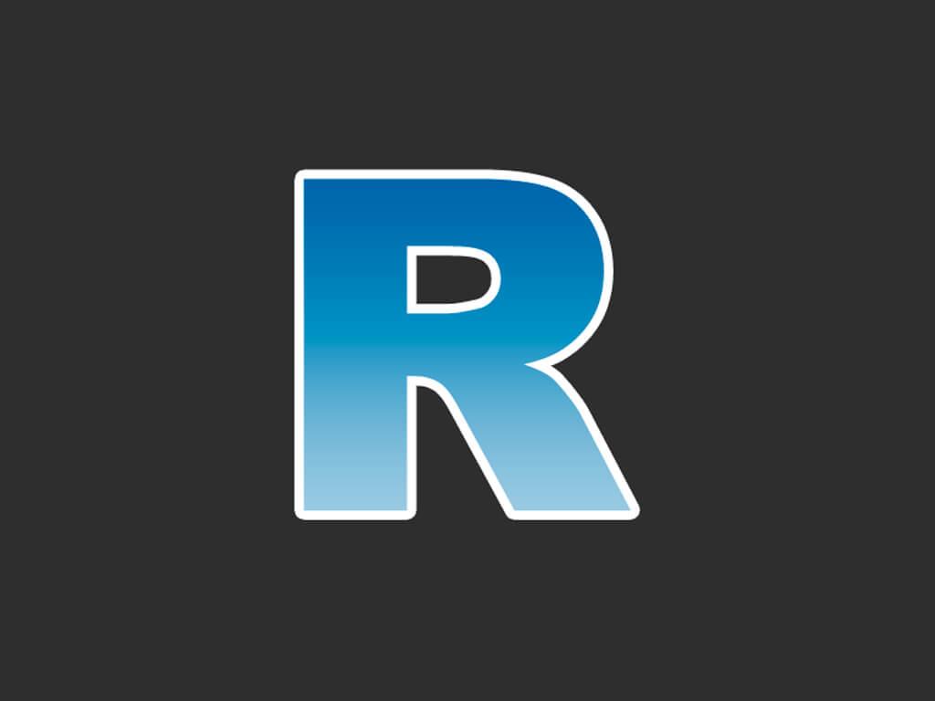 Logotypen till RINAB.