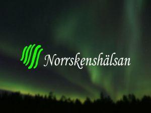 Logotypen till Norrskenshälsan.