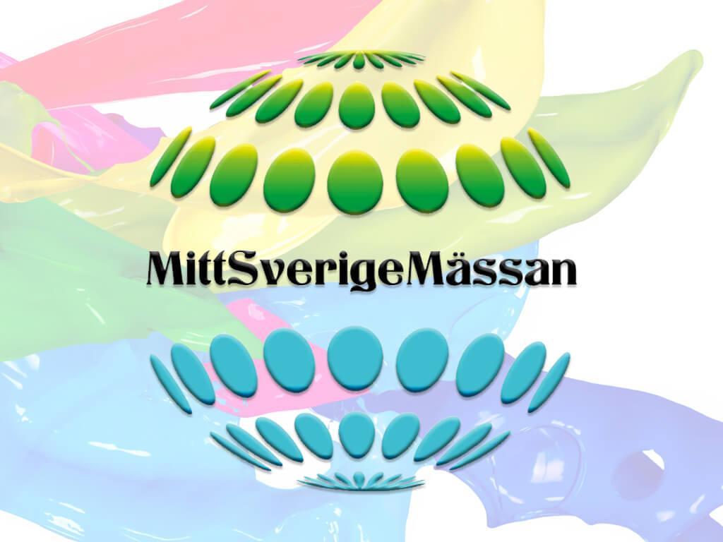 Mitt Sverige Mässan 2018 i Ånge Ishallen (Kastberghallen).